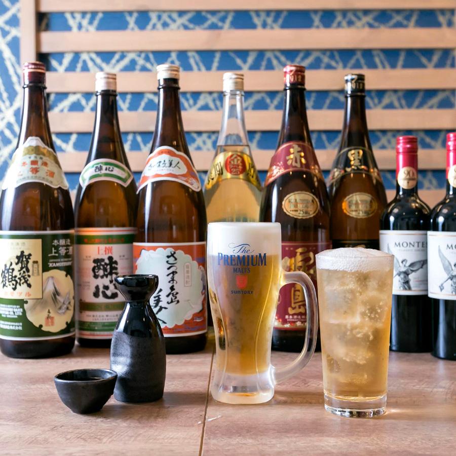 Abundant liquor prepared by Tessin